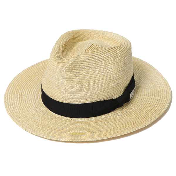 STRAW HAT - TEARDROP