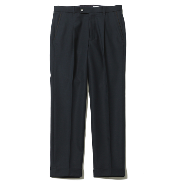 """WESTERN TUCK TROUSERS"""