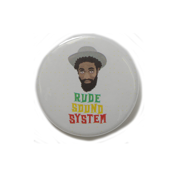 CANBADGE - RUDE SOUND SYSTEM