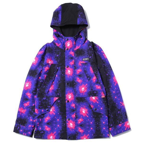 SPLASH GALAXY MOUNTAIN PARKA