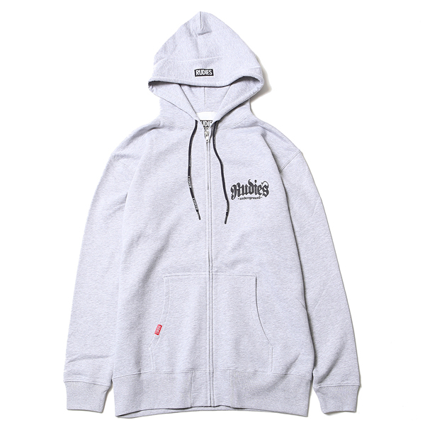 STAB ZIP HOOD SWEAT