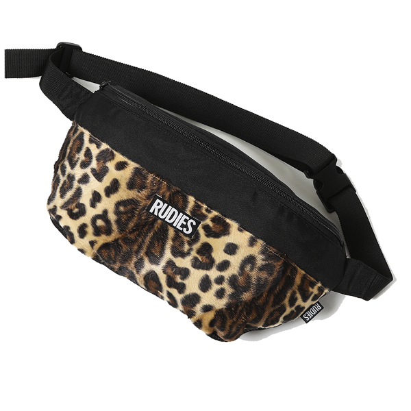 LEOPARD WAISTBAG