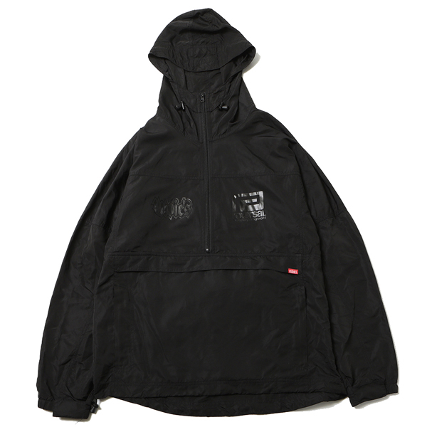RUDIE'S x reversal PACKABLE JACKET