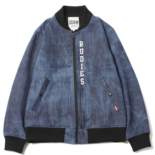 MIGHTY DENIM BLOUSON
