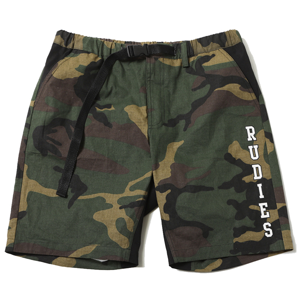 MIGHTY MILITARY SHORTS