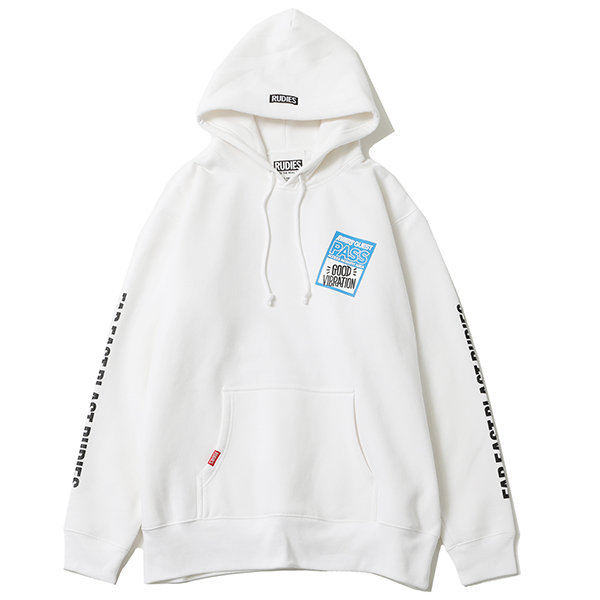 GUESTPASS HOOD SWEAT
