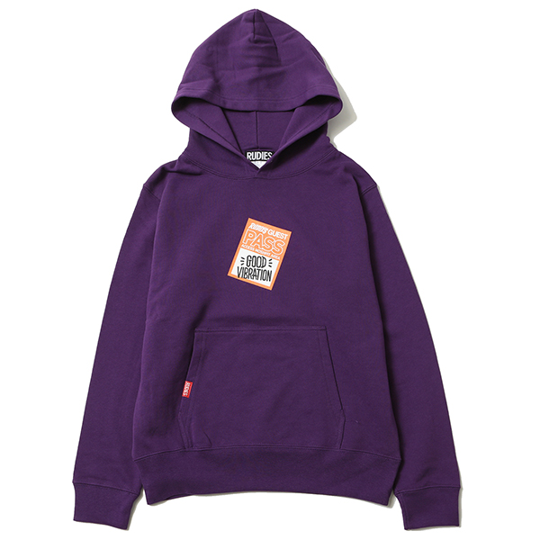 KIDS GUESTPASS HOOD SWEAT