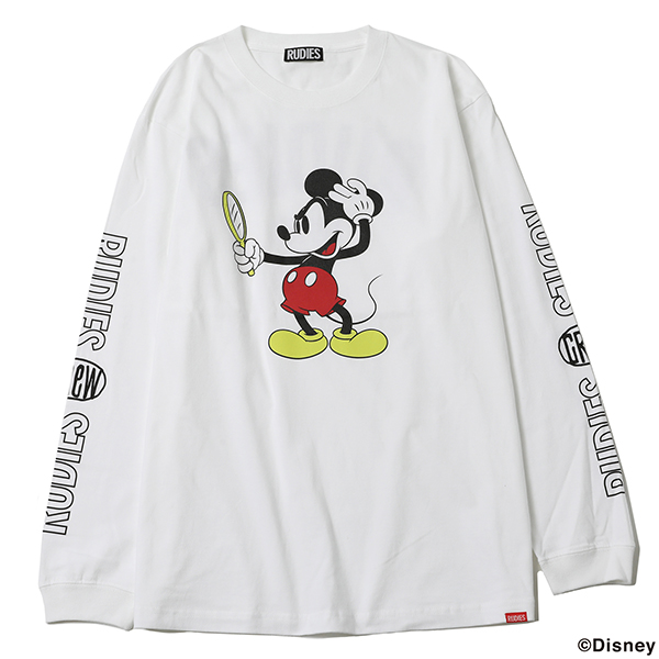 RUDIE'S x BYRD / LOOK SLICK LS-T <MICKEY MOUSE>
