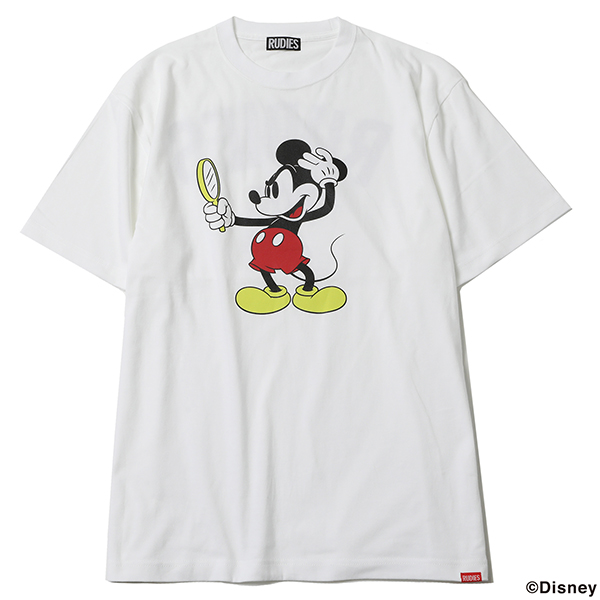 RUDIE'S x BYRD / LOOK SLICK-T <MICKEY MOUSE>
