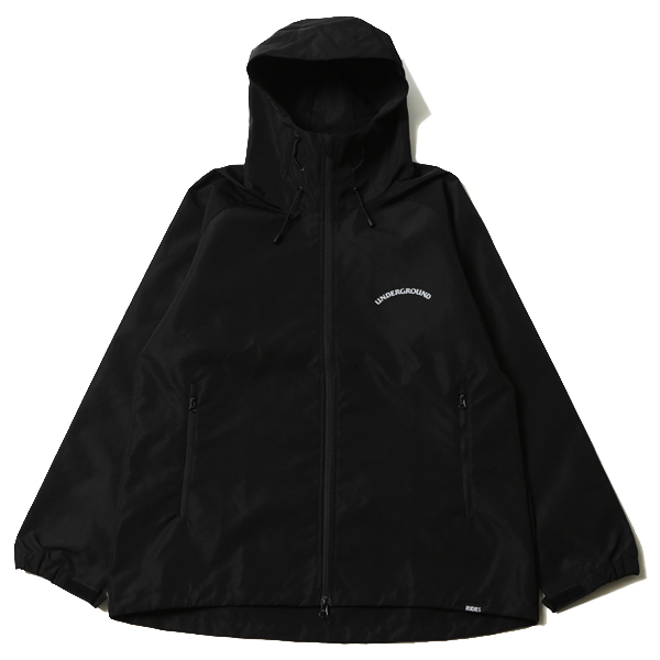 RUDIE'S SHADOW SHELL PARKA -oversize