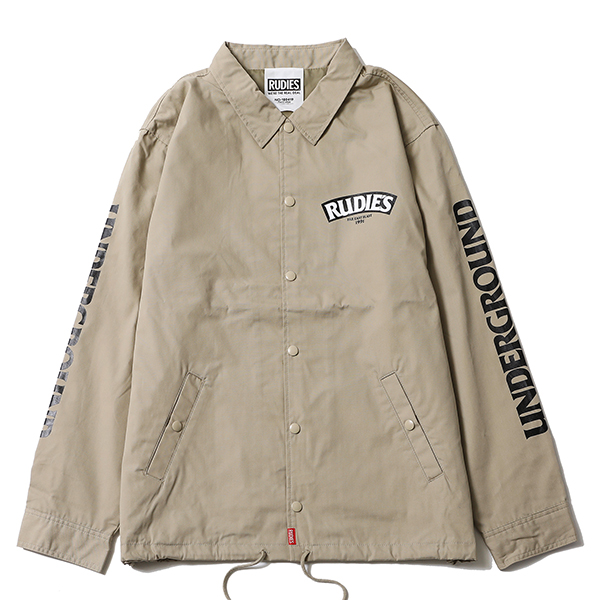 SLICK COACH JACKET