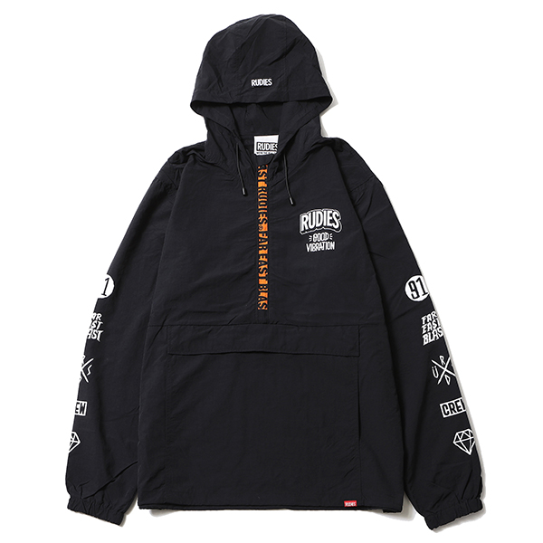 GOOD VIBRATION ANORAK