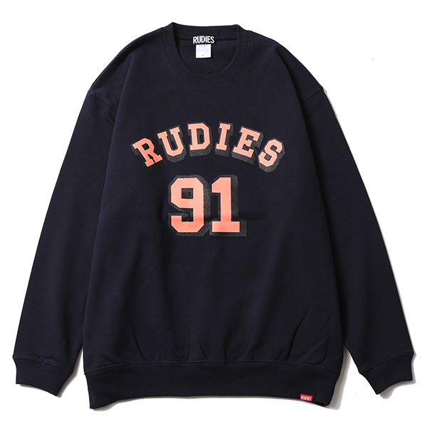 MIGHTY91 CREW SWEAT