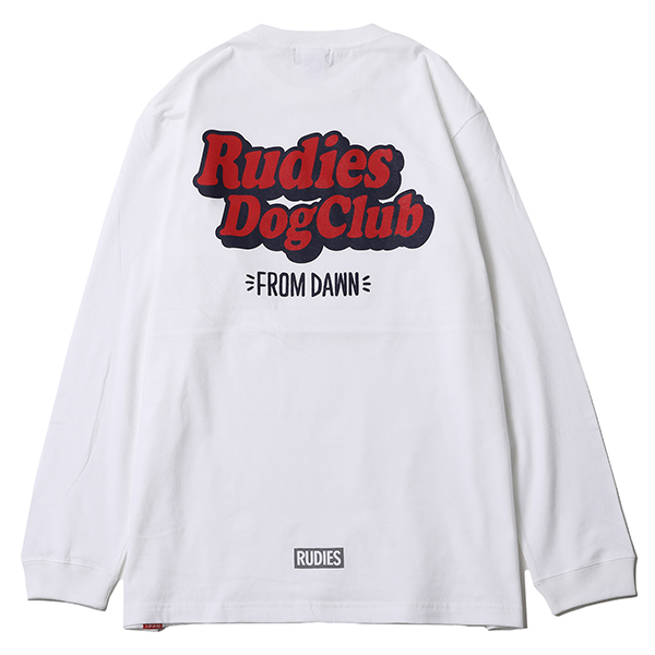 RUDIE'S DOGCLUB FROM DAWN LS-T