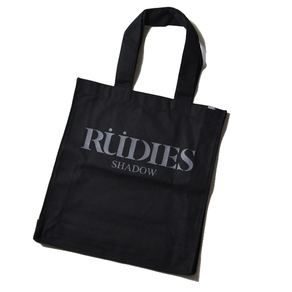 RUDIE'S SHADOW SQUARE TOTE BAG