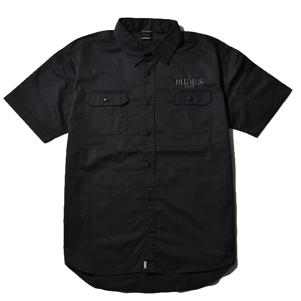 RUDIE'S SHADOW WORK SHIRTS -oversize