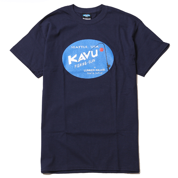 "KAVU FC ""Tackle-Tee"" <NewColor>"