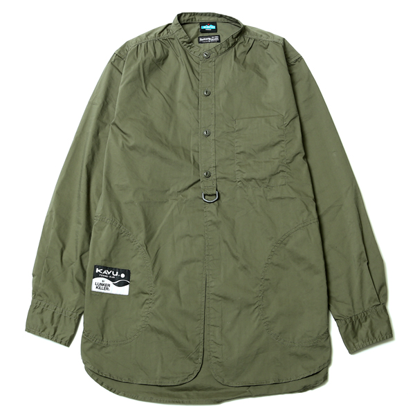 "KAVU FC ""Long Jacket"""