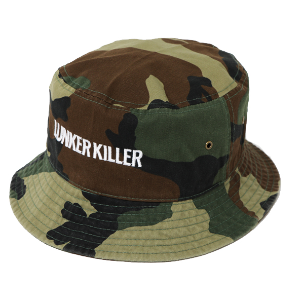 LK LOGO BUCKET HAT