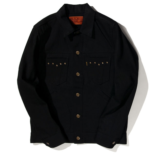 Road Jack-2 DENIM JKT