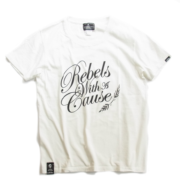 REBELS WITH A CAUSE-Tee