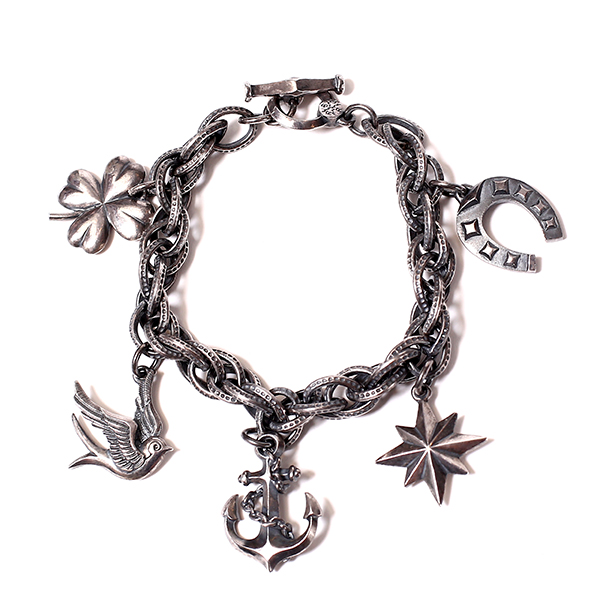 GOOD LUCK BRACELET-LONG <CHAOS DESSIGN COLLABORATION>