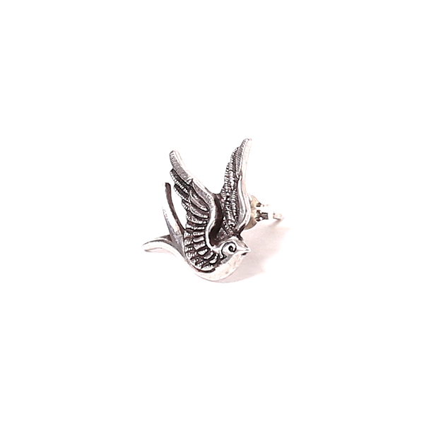 "GOOD LUCK PIERCE ""SWALLOW""<CHAOS DESSIGN COLLABORATION>"