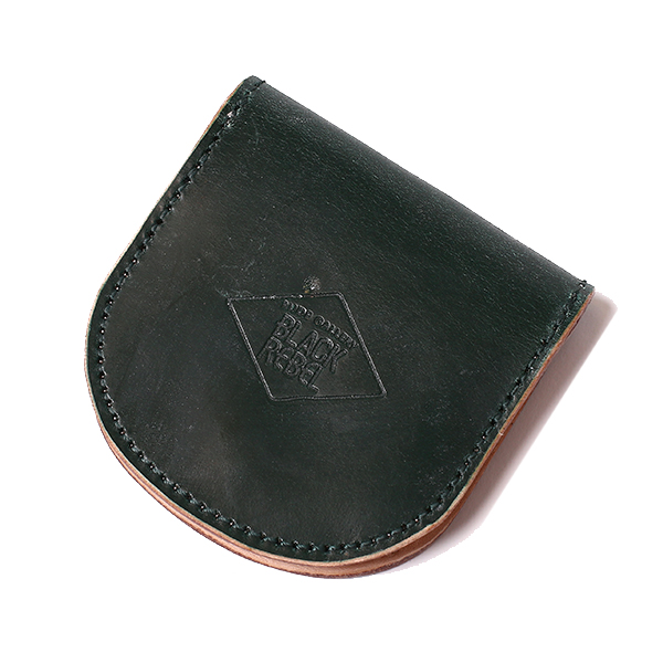BRIDLE LEATHER COIN CASE