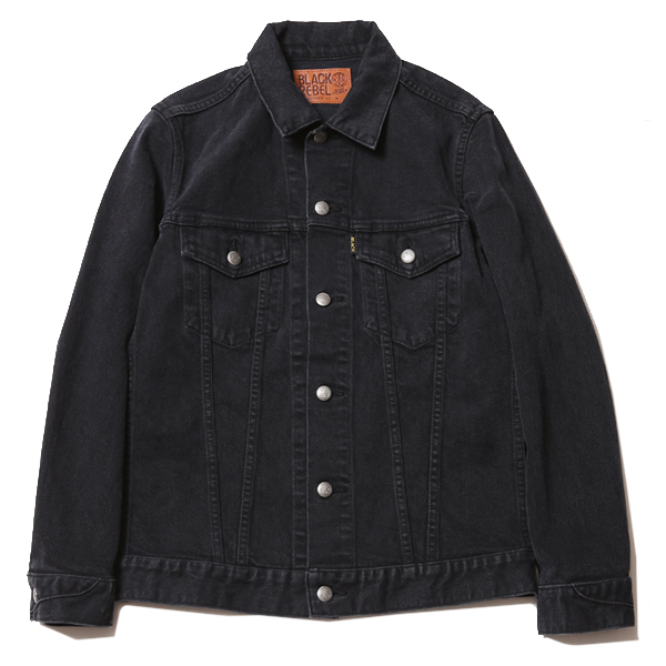 SWINGER DENIM JACKET