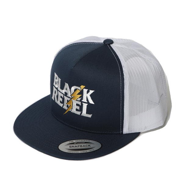 REBELS LIGHTNING TRACKER CAP
