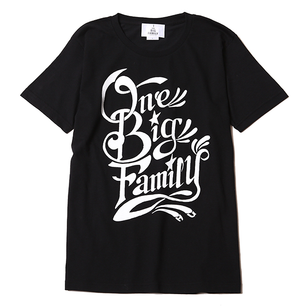ONE BIG FAMILY CHARITY-Tee