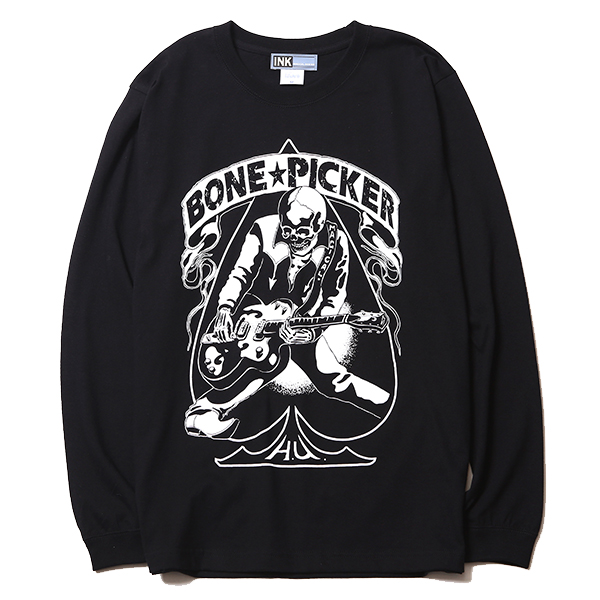 BONE PICKER L/S