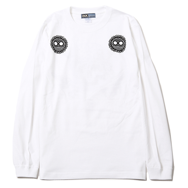 PIRATES-SKULL LS-TEE