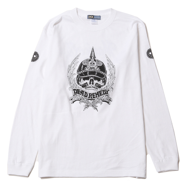 DEAD REMEDY L/S-TEE