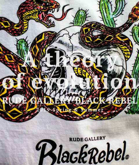 RUDE GALLERY BLACK REBEL ...
