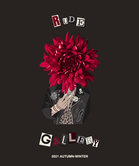 RUDE GALLERY 2021 AUTUMN&WINTER COLLECTION
