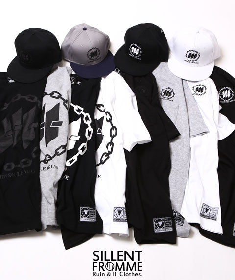 SILLENT FROM ME NEW ITEMS