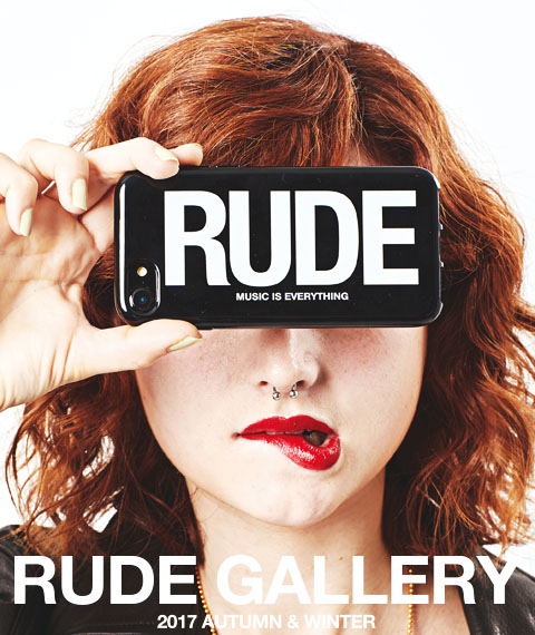 RUDE GALLERY 2017 AW