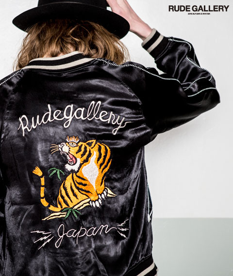 STONED TIGER × MARIA SOUVENIR JACKET