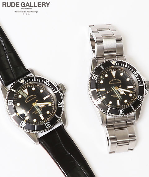 RUDE GALLERY - GOOD OLD DIVER WATCH LUXES