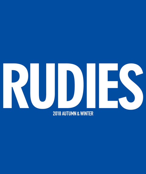 RUDIE'S 2018 AW