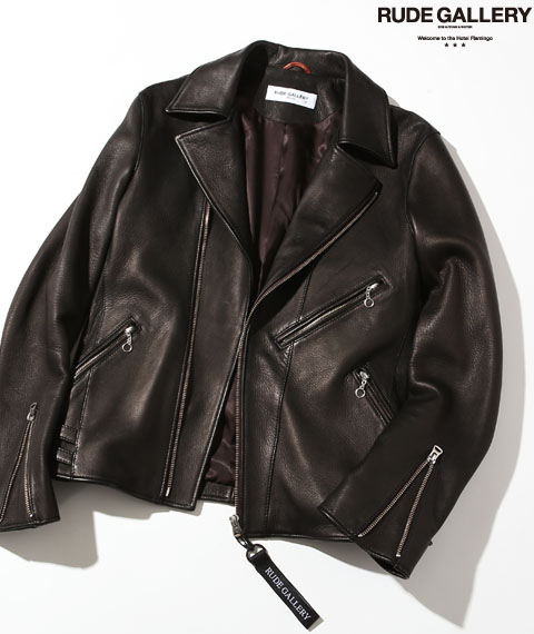 DOUBLE RYDERS JACKET - DE...