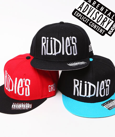 RUDIE'S NEW ITEMS
