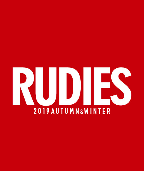RUDIE'S 2019 AW
