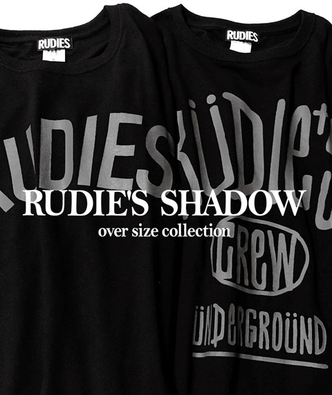 RUDIE'S SHADOW over size ...