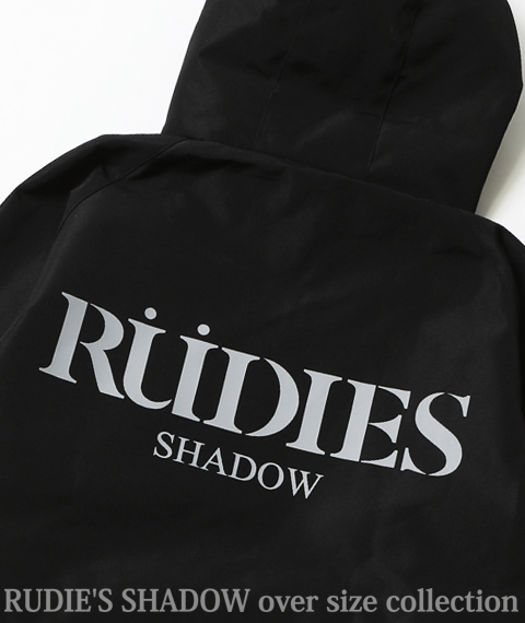 RUDIE'S SHADOW over size collection NEW ITEMS
