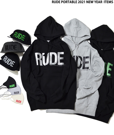 RUDE GALLERY NEW YEAR ITEMS