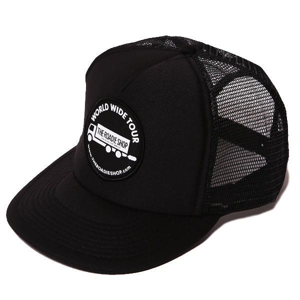 THE ROADIE SHOP MESH CAP