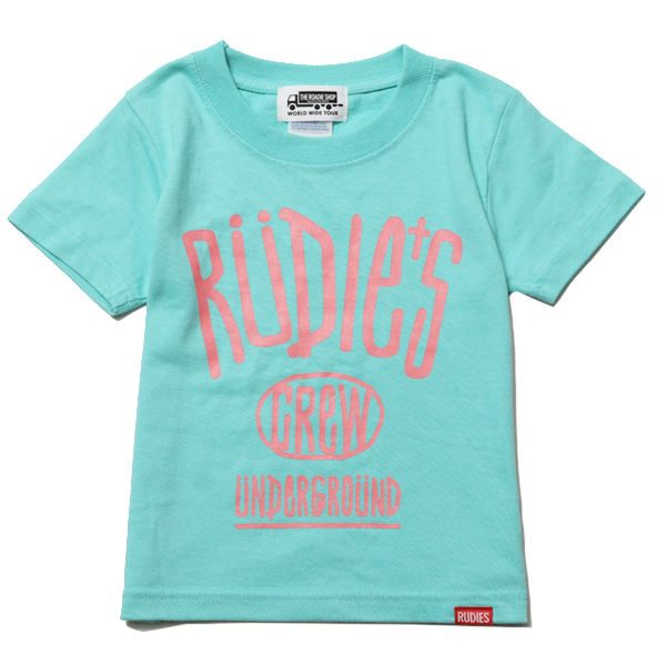 KIDS DRAWING TEE –RUDIE'S-