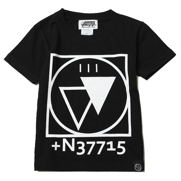 KIDS CRYPTIC TEE – SILLENT FROM ME-